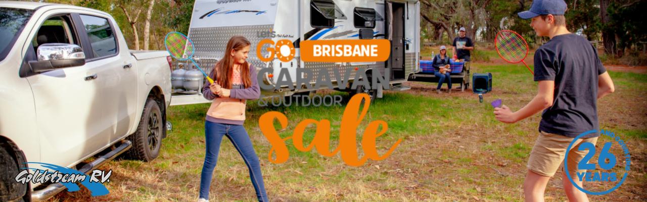 Lets Go Brisbane Caravan Sale