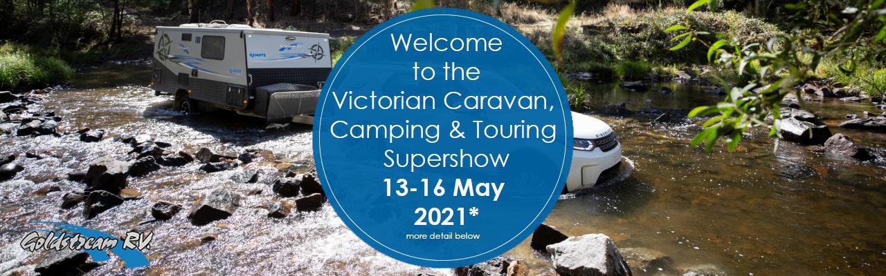 Victorian Caravan Camping & Touring Supershow